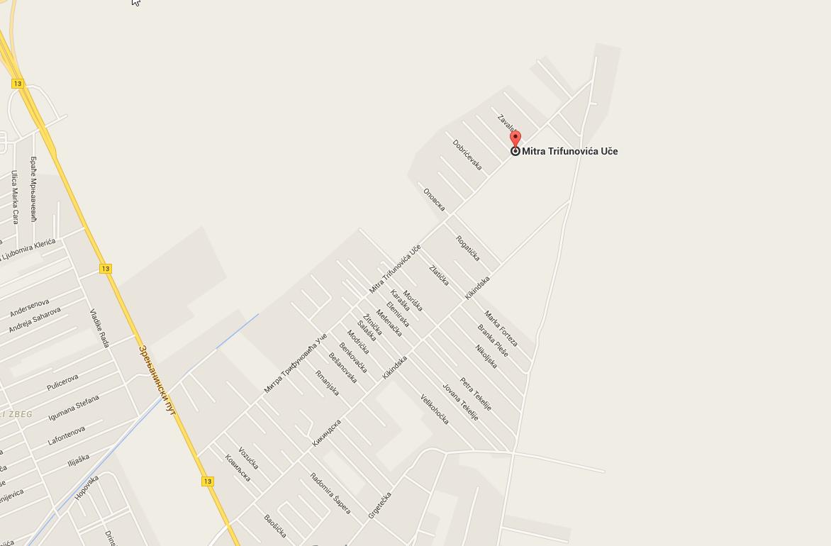 mapa borce beograd Agencija za knjigovodstvo Gogić : Srbija, Beograd : Kontakt mapa borce beograd